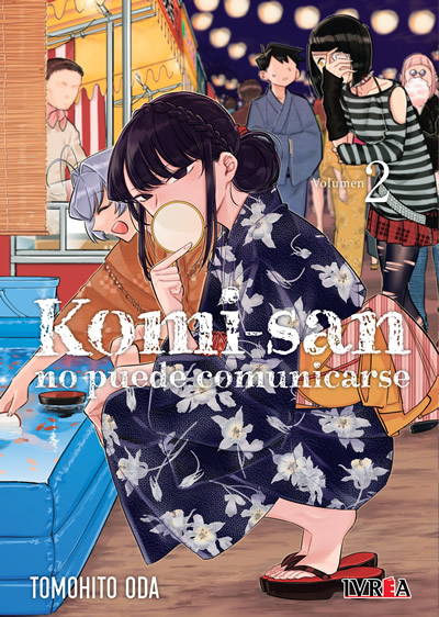 KOMI-SAN No Puede Comunicarse #02
