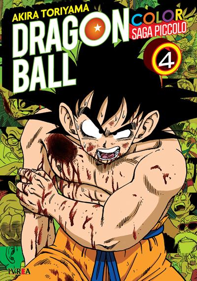 Dragon Ball Color - Saga Piccolo Daimaku Tomo #4