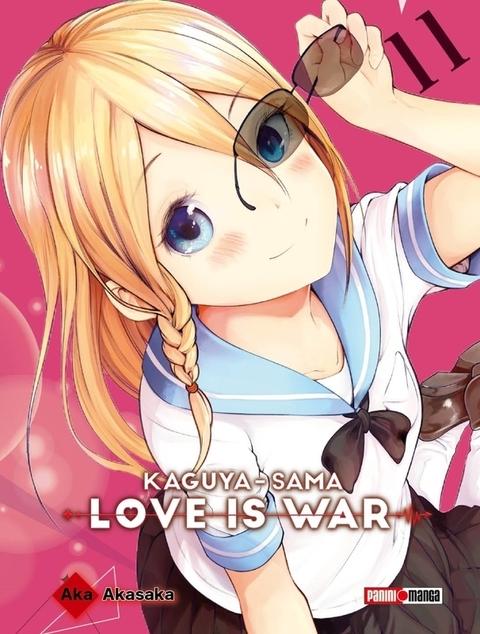 Kaguya-sama: Love is War #11