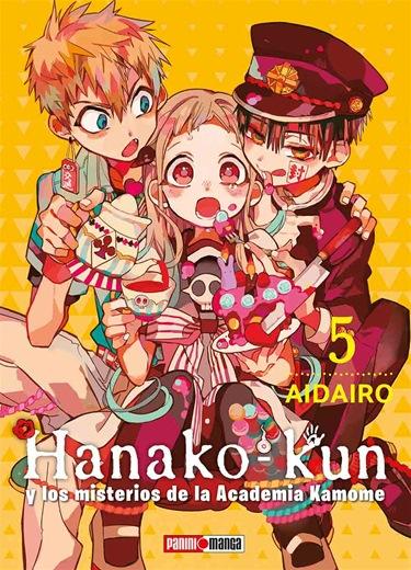 Hanako-Kun y los misterios de la Academia Kamome #05