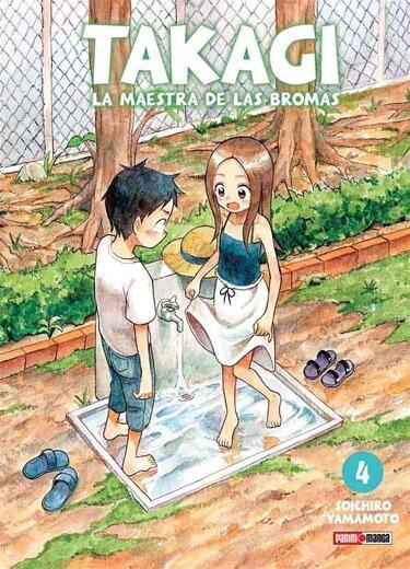 TAKAGI La Maestra de las Bromas #04