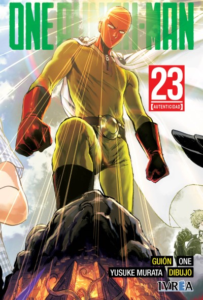 One Punch-Man #23