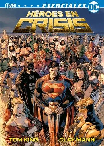 Héroes en Crisis - Ovni Esenciales