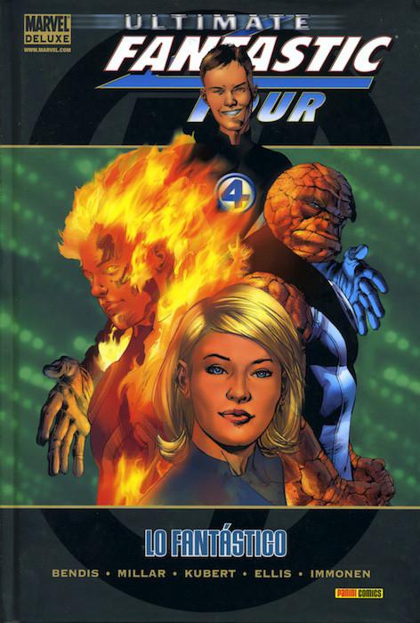 Marvel Deluxe. Ultimate Fantastic Four #1 - Lo Fantástico