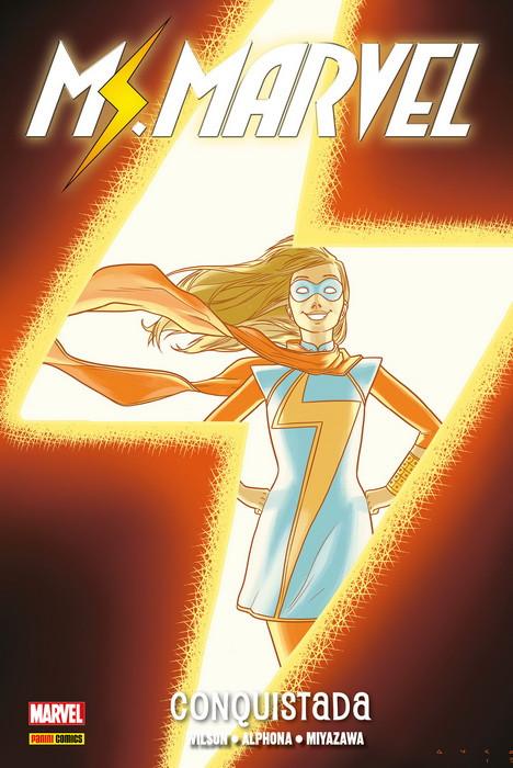Marvel Omnibus - Ms. Marvel #2 - Conquistada
