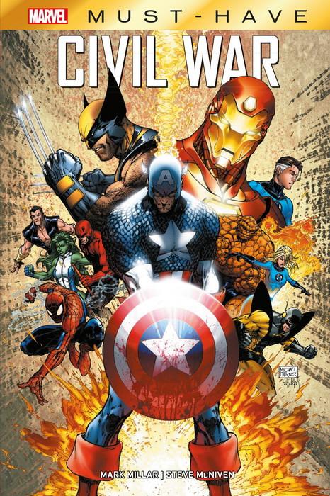 Marvel Must-Have - Civil War
