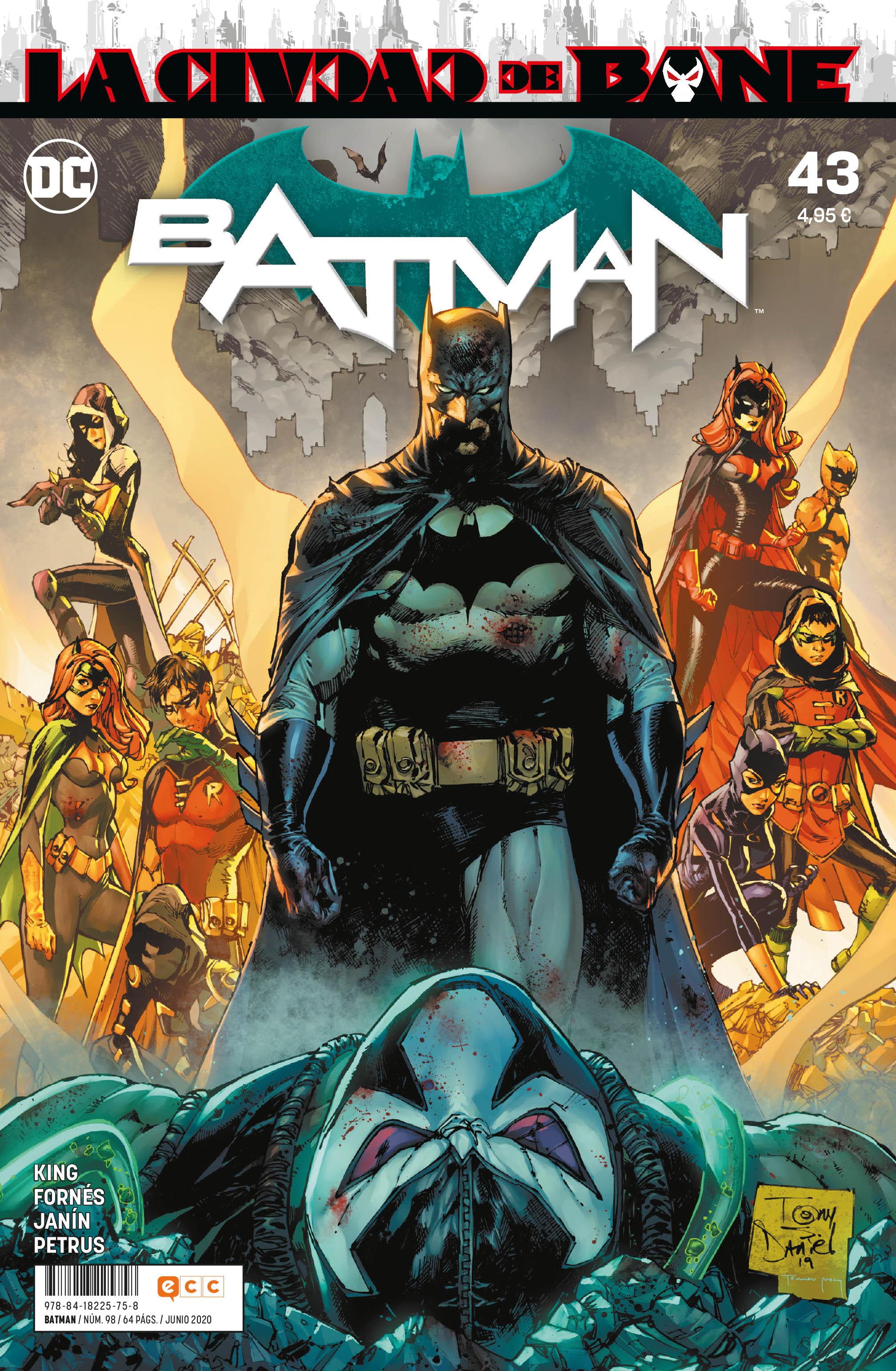 Batman #98 / 43