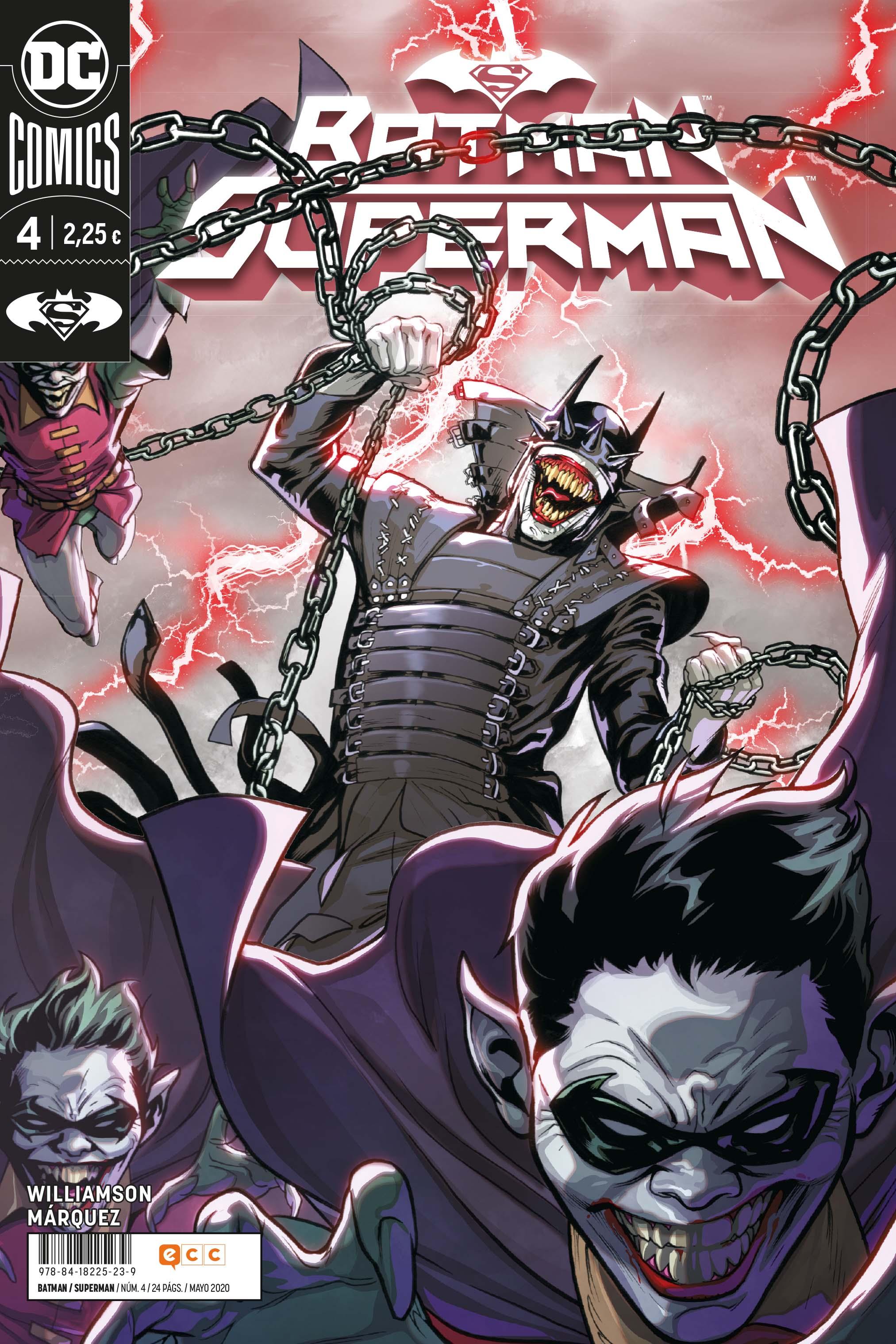 Batman / Superman #04