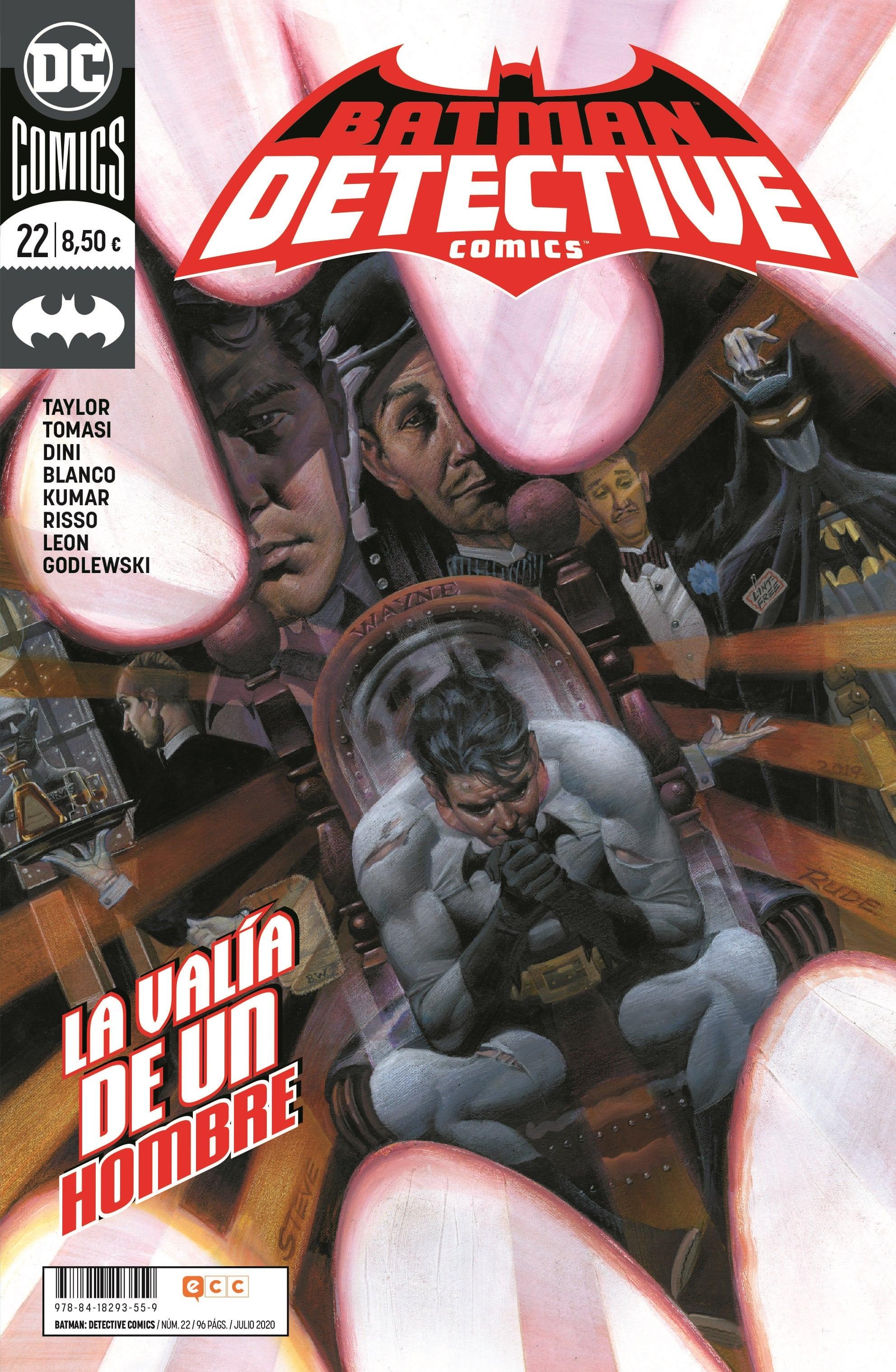 Detective Cómics #22