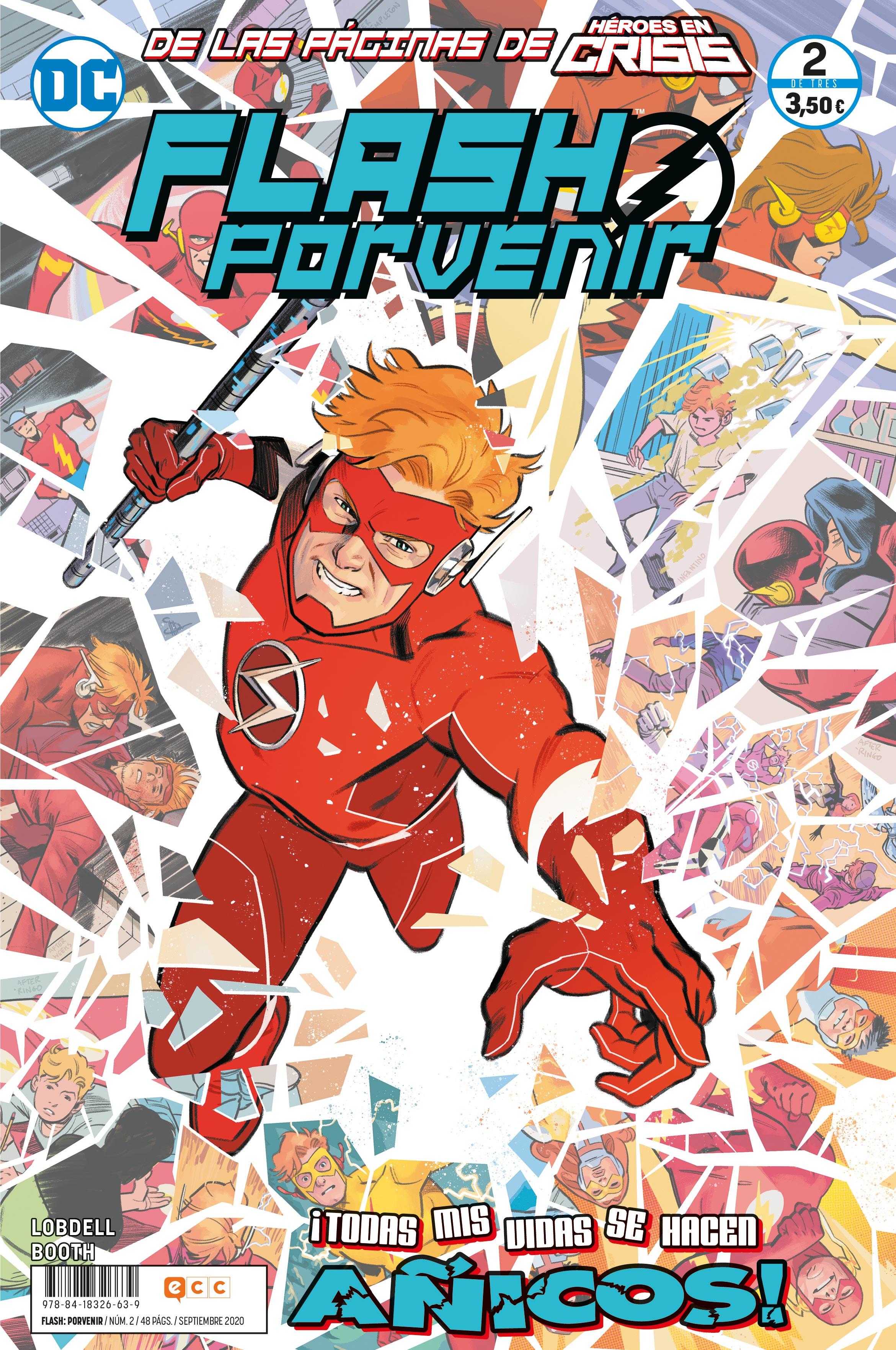 Flash: Provenir Pack (1 al 3)