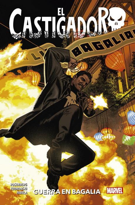 El Castigador #7 - 100% Marvel HC. - Guerra en Bagalia