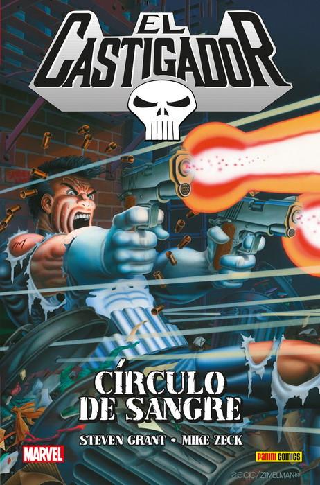 100% Marvel HC. - El Castigador: Círculo de Sangre