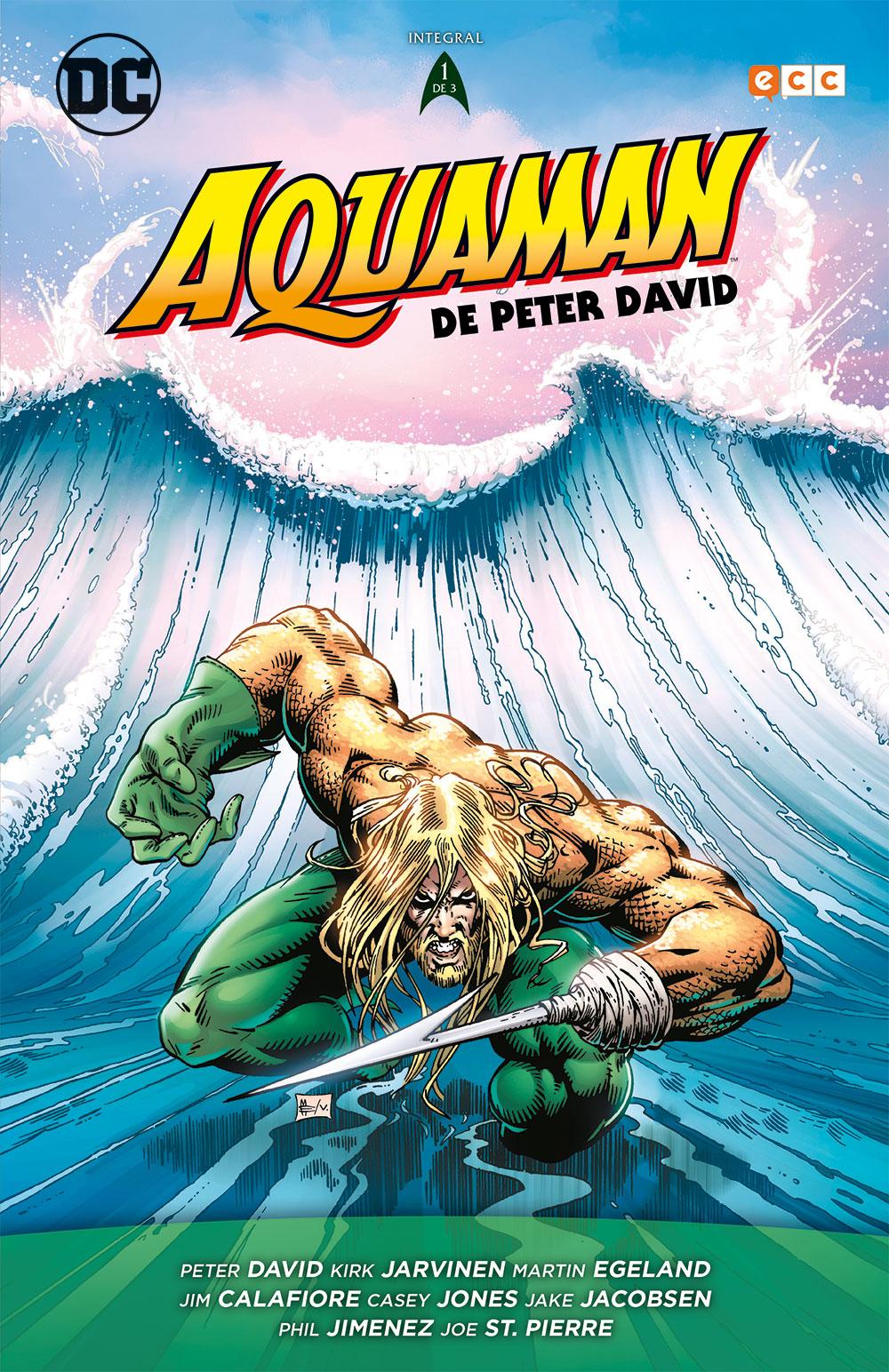 Aquaman de Peter David 1 de 3
