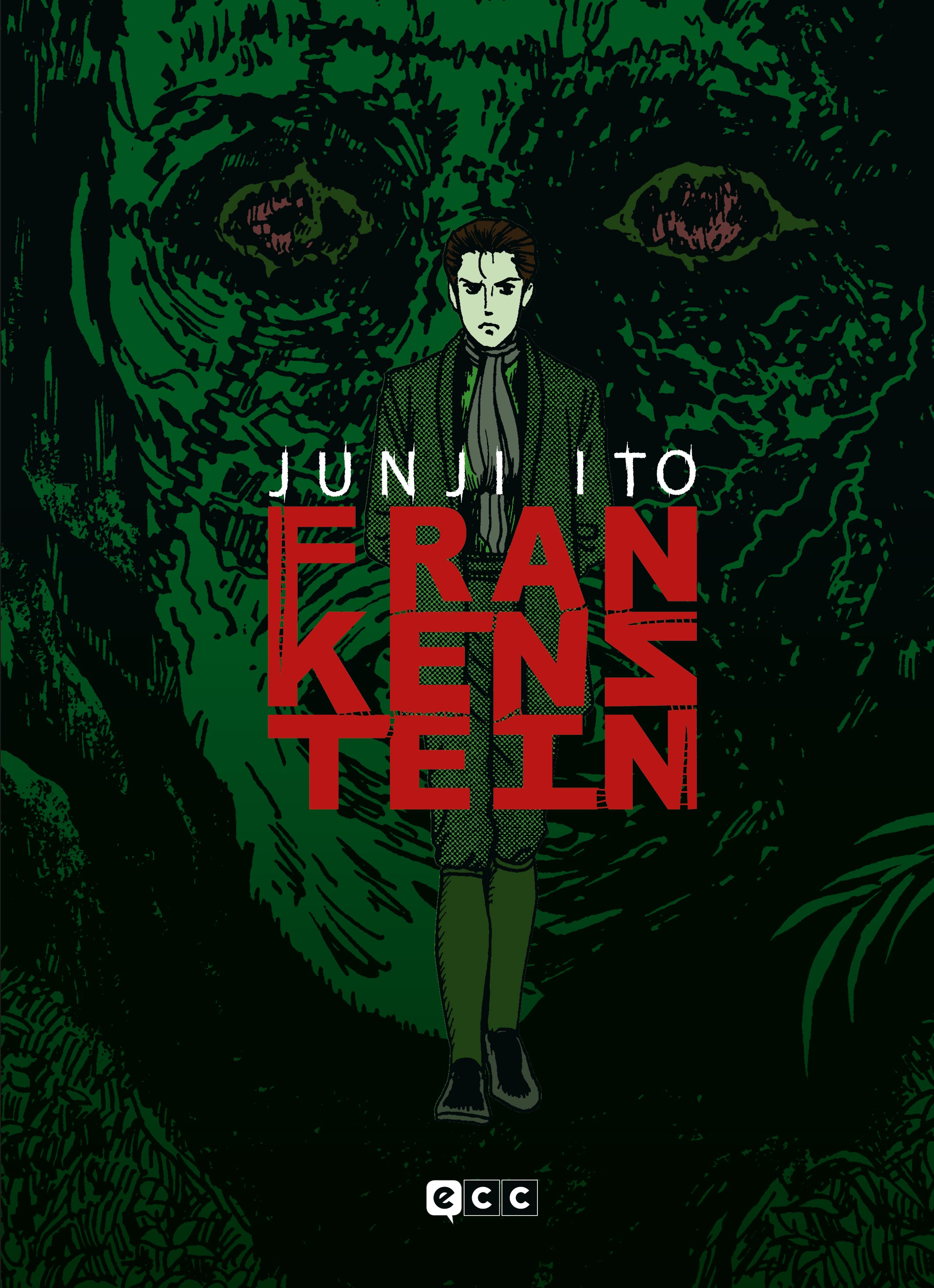 Junji Ito - Frankenstein