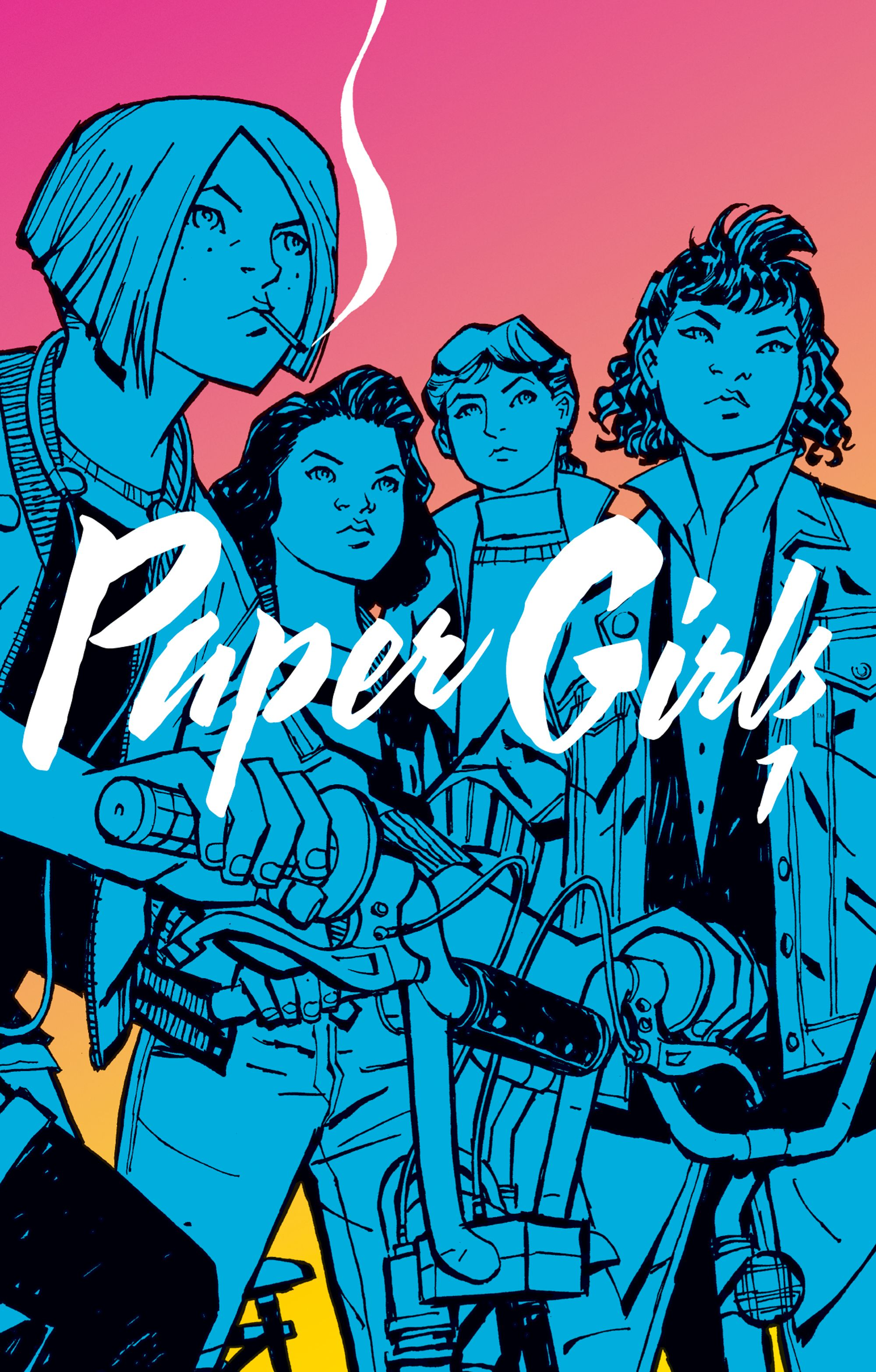 Paper Girls - Tomo 1