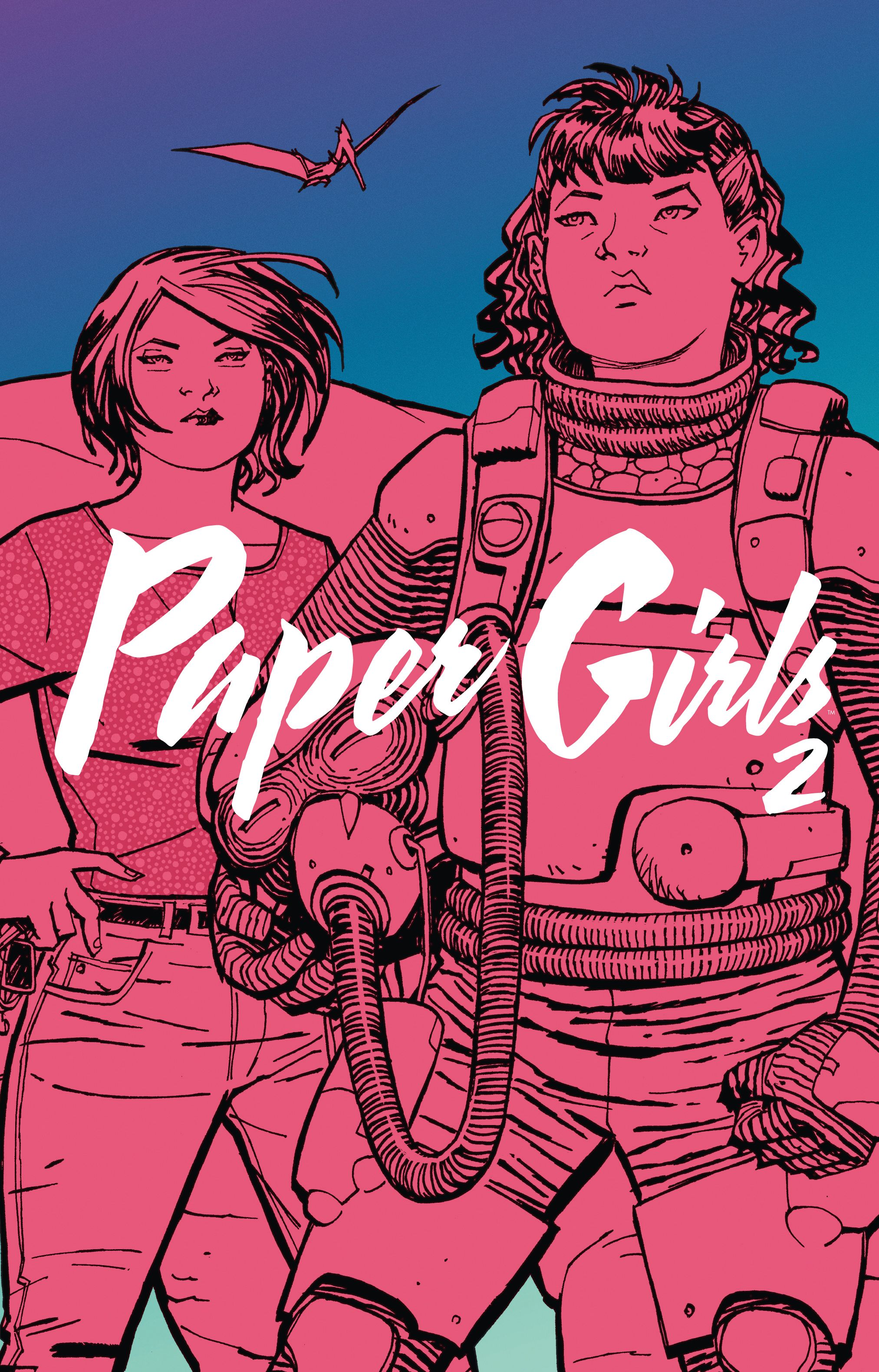 Paper Girls - Tomo 2