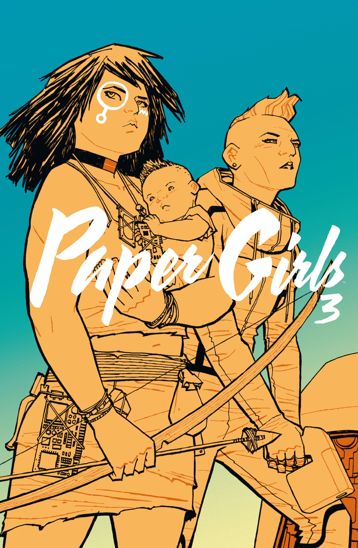 Paper Girls - Tomo 3
