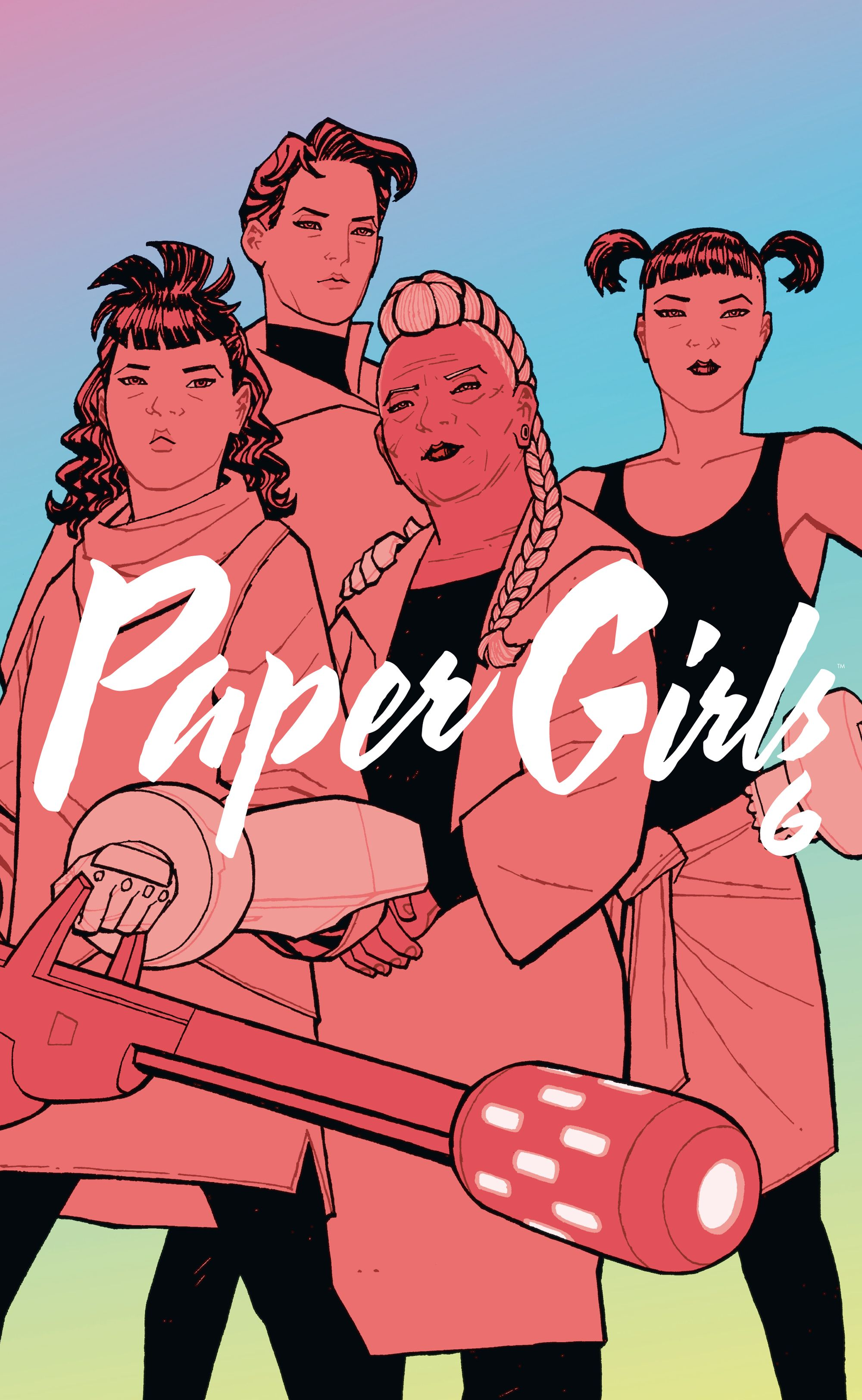 Paper Girls - Tomo 6