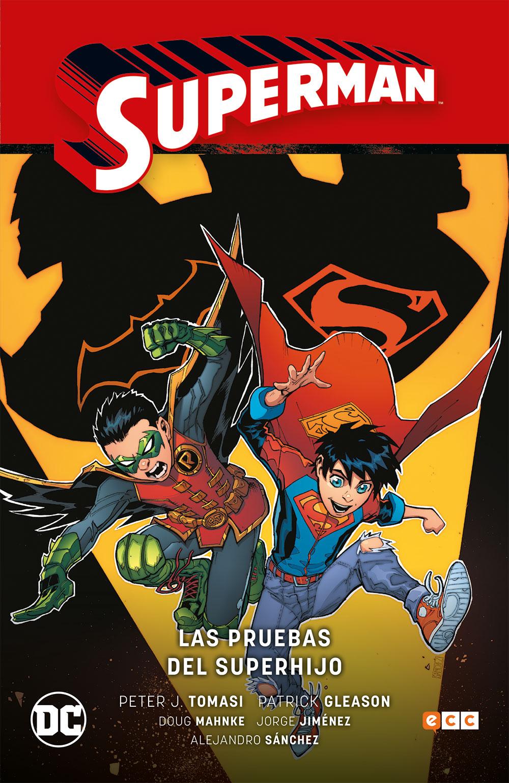 Superman - Las pruebas del Superhijo