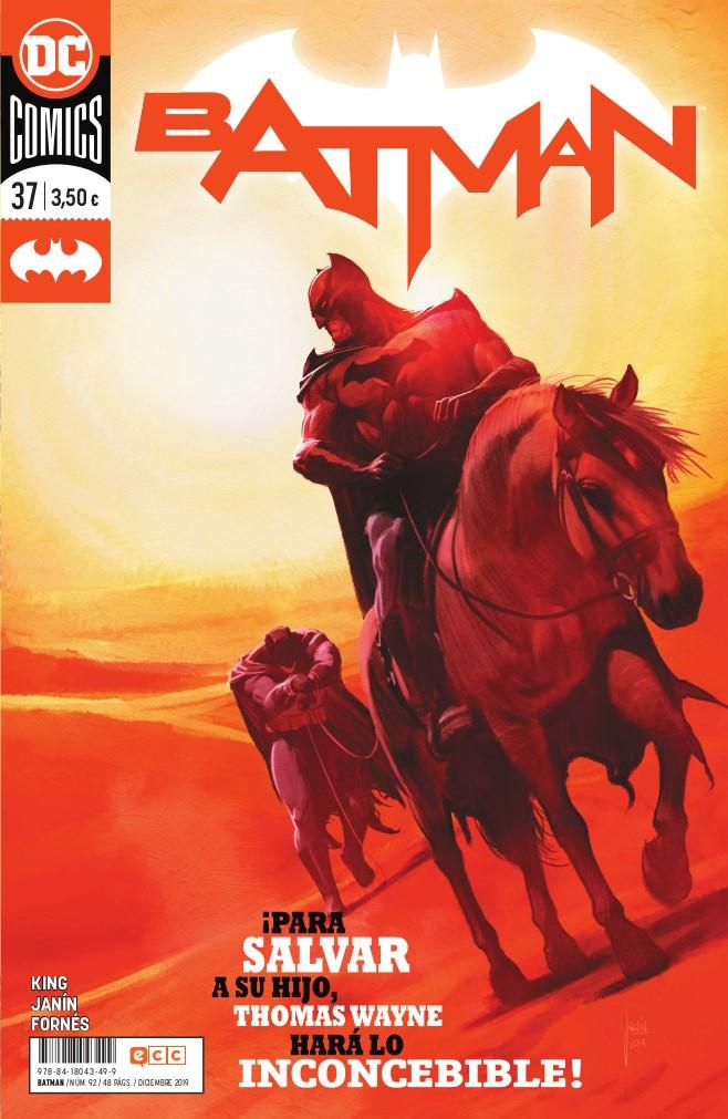 Batman #92 / 37