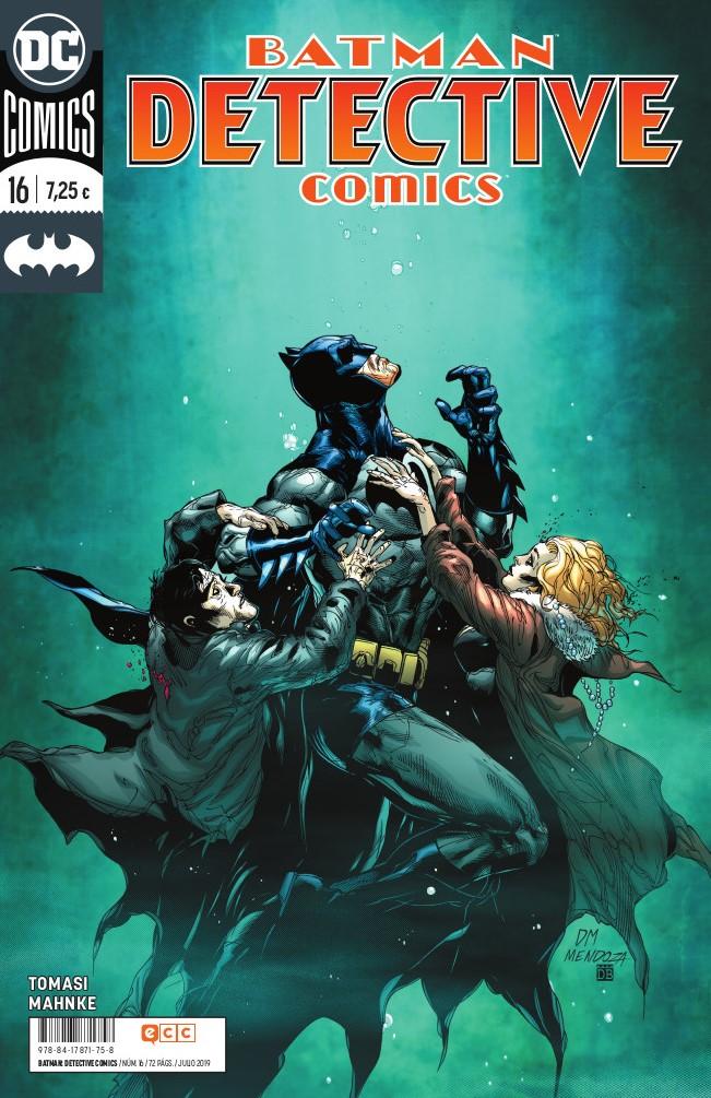 Batman: Detective Cómics #16