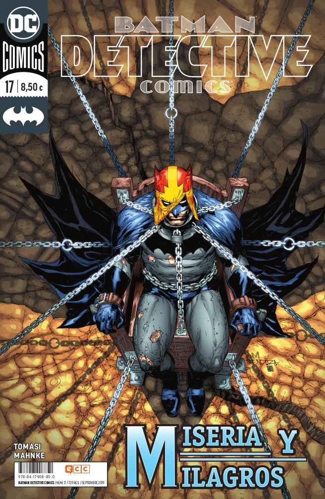Batman: Detective Cómics #17