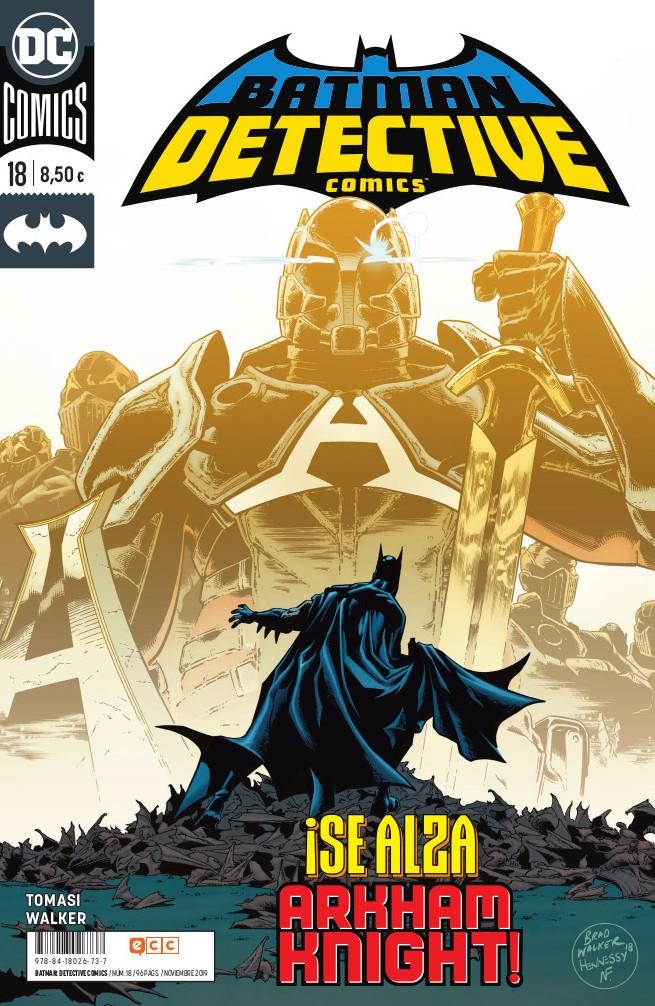 Batman: Detective Cómics #18