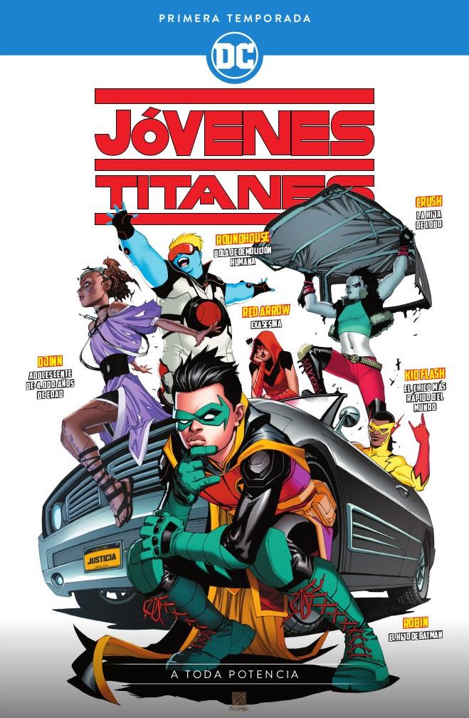 Jóvenes Titanes: Primera Temporada - A toda Potencia