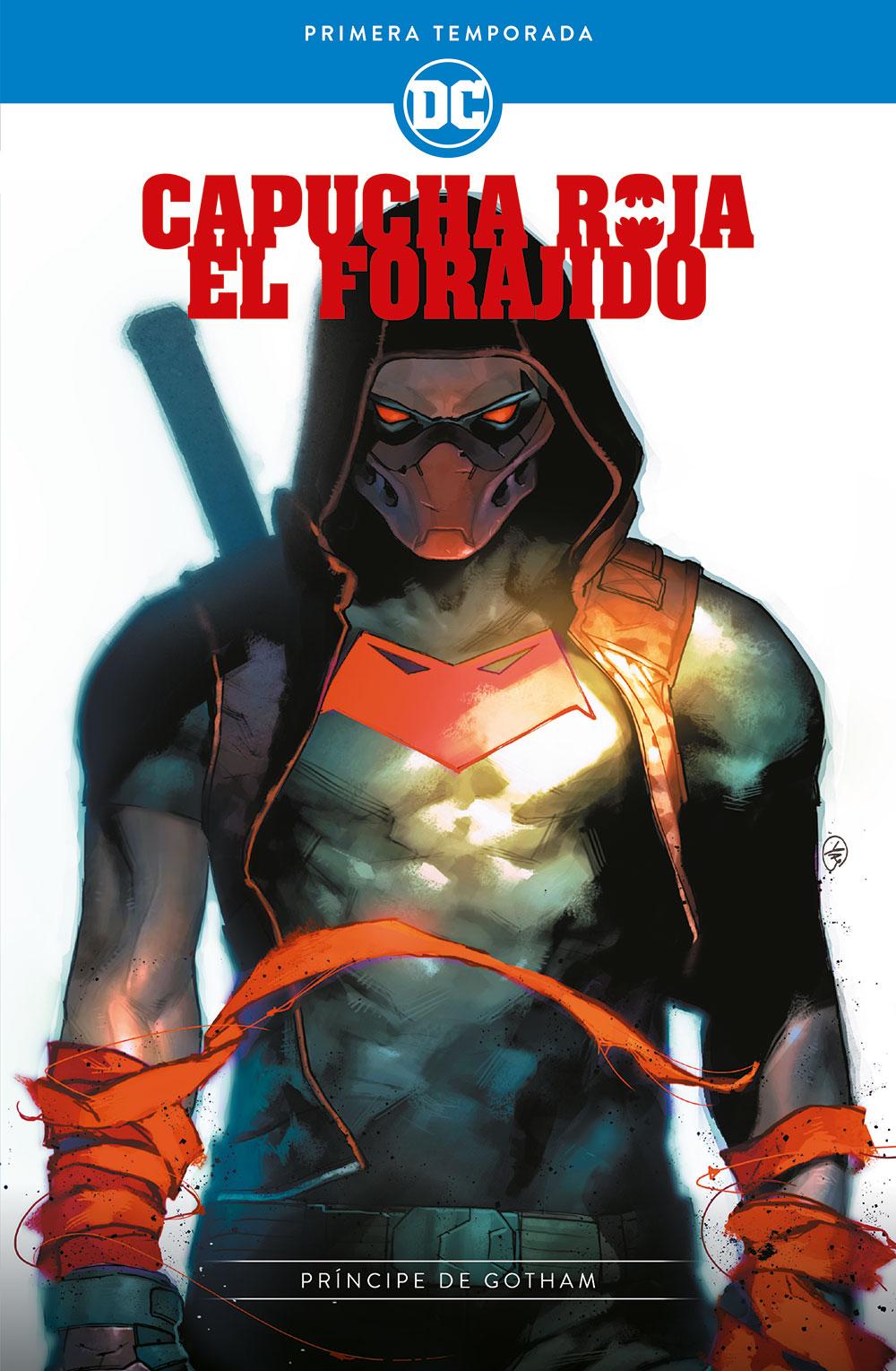 Capucha Roja, el forajido: Primera temporada - Príncipe de Gotham