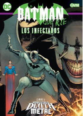El Batman que ríe - Los Infectados