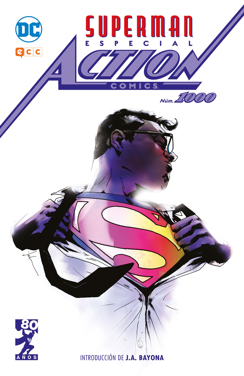 Superman: Especial Action Cómics #1000