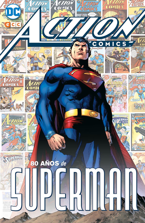 Action Cómics: 80 años de Superman