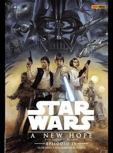 Star Wars - Episodio IV - Una Nueva Esperanza