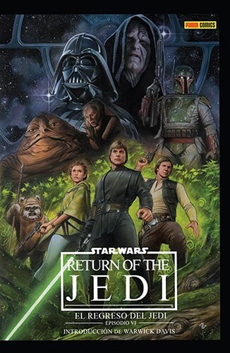 Star Wars - Episodio VI - El Regreso del Jedi