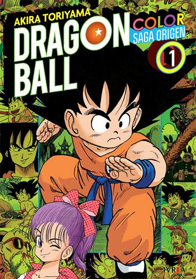 Dragon Ball Color - Saga Origen Tomo #1
