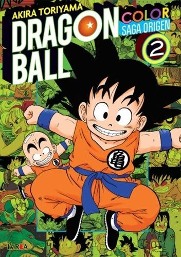 Dragon Ball Color - Saga Origen Tomo #2