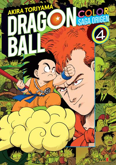 Dragon Ball Color - Saga Origen Tomo #4