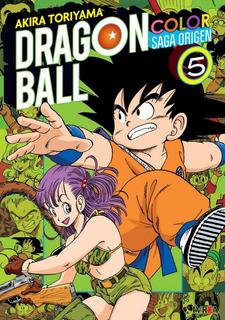 Dragon Ball Color - Saga Origen Tomo #5