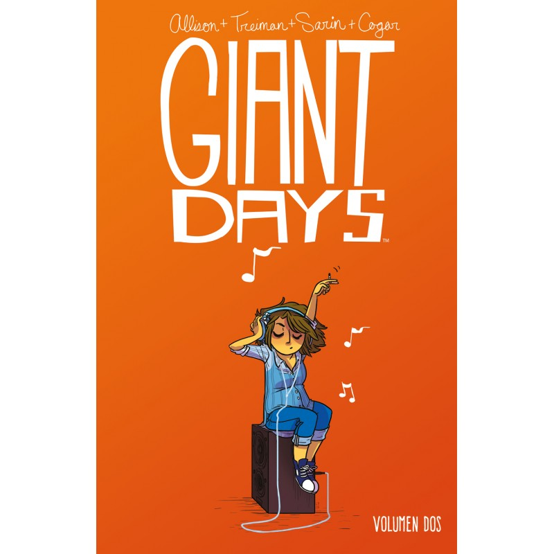 Giant days #02.
