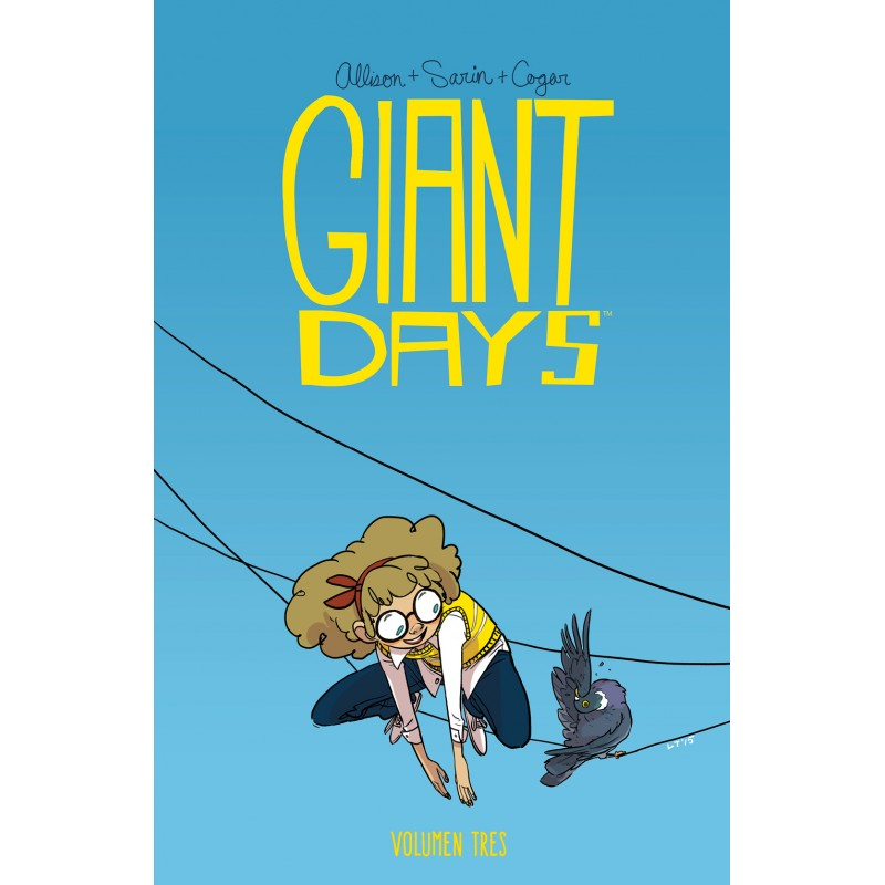 Giant Days #03.