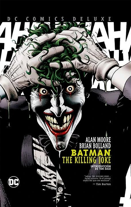 Batman - The Killing Joke (HC)