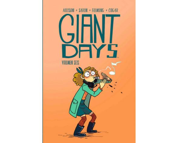 Giant Days #06.