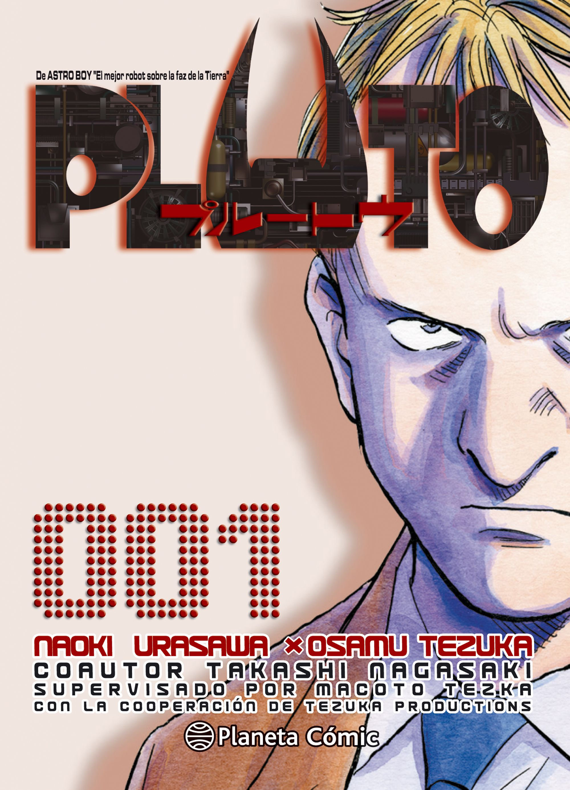 Pluto - Tomo 1