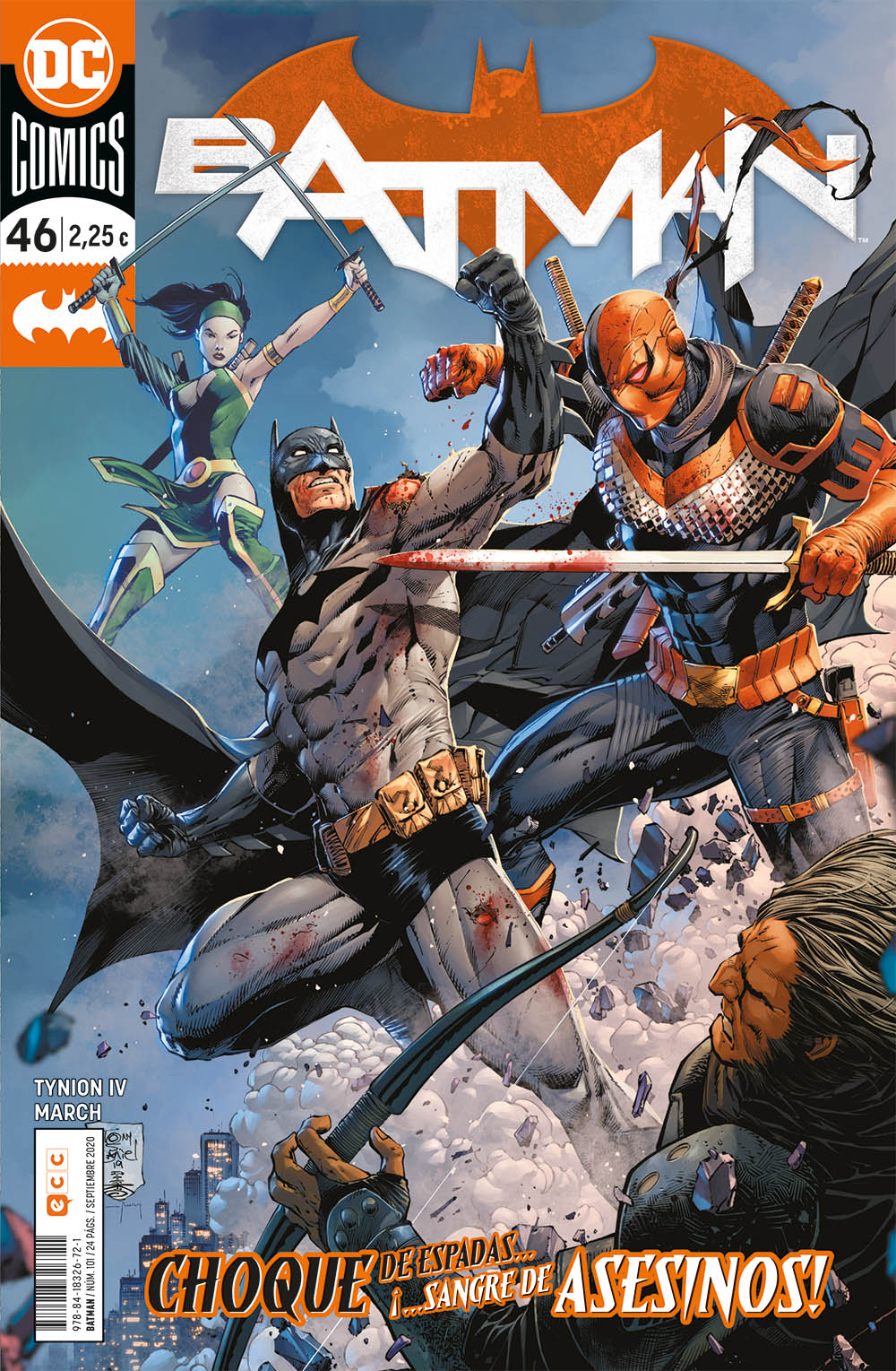 Batman #101 / 46