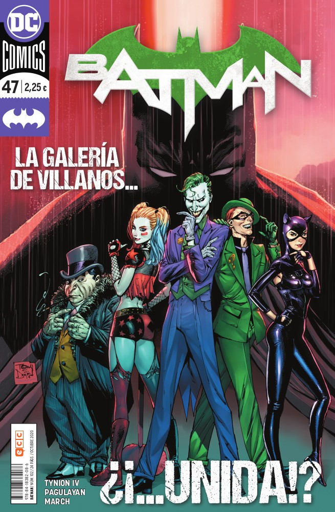 Batman #102 / 47