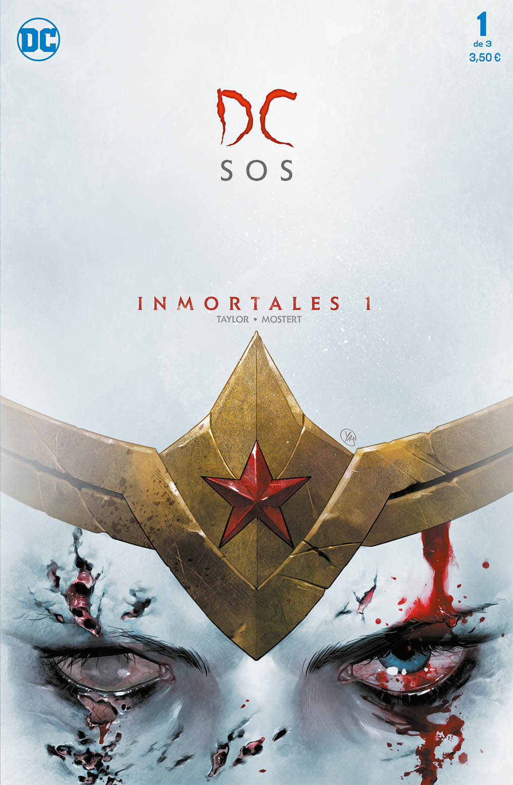 Dcsos: Inmortales núm. 01 de 3