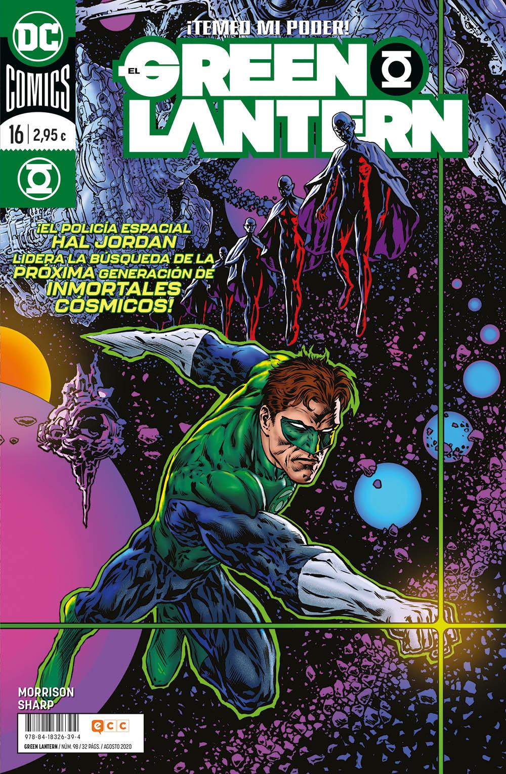 Green Lantern núm. 98/ 16