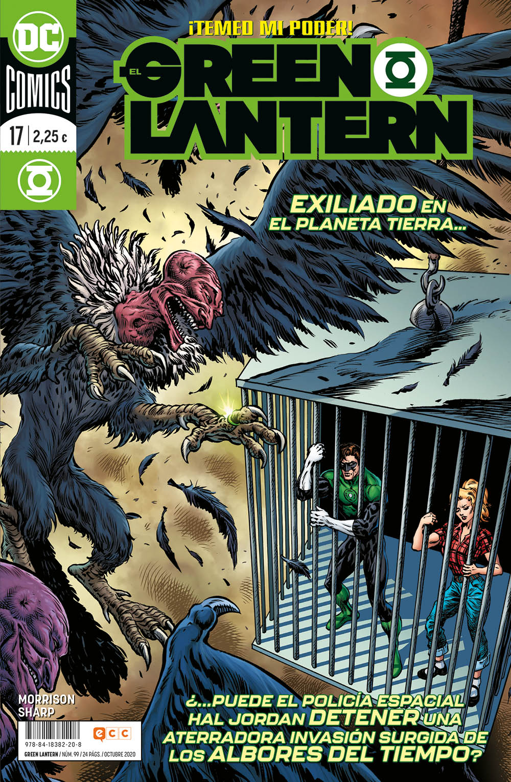 Green Lantern núm. 99/ 17