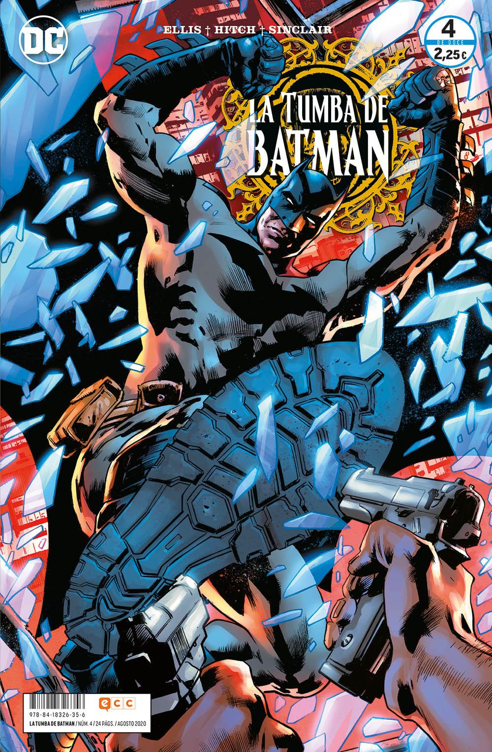 La tumba de Batman núm. 04 de 12