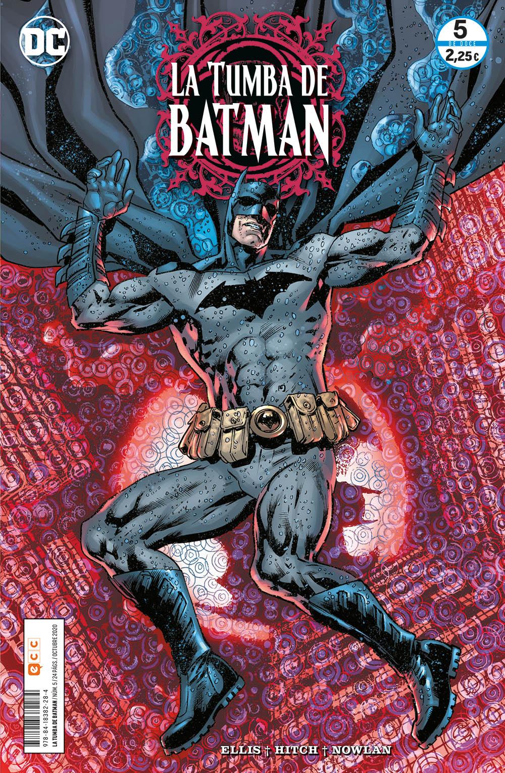 La tumba de Batman #05 de 12